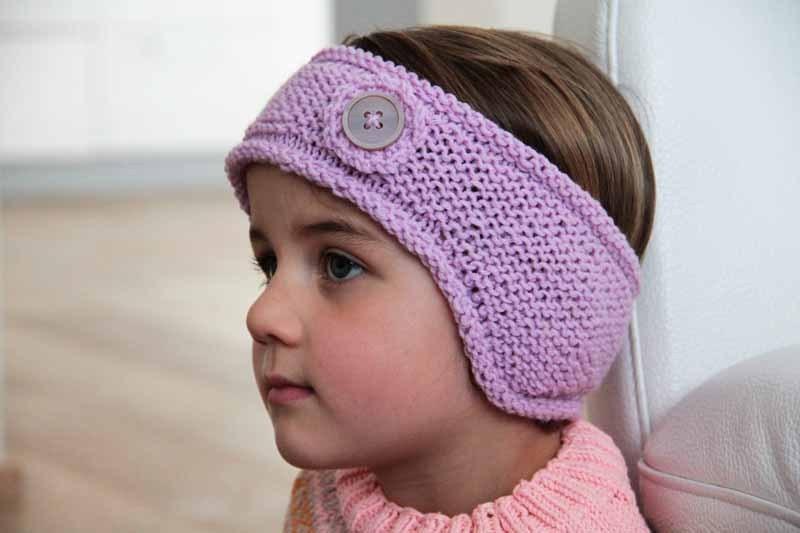 Návod - pletená dětská i dámská či pánská čelenka   Zboží prodejce ... e560c0db9c