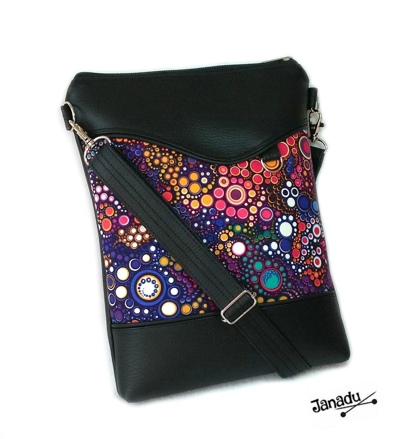Kabelka - taška Bright   Zboží prodejce Janadu - Šité doplňky  e0f66e036ac