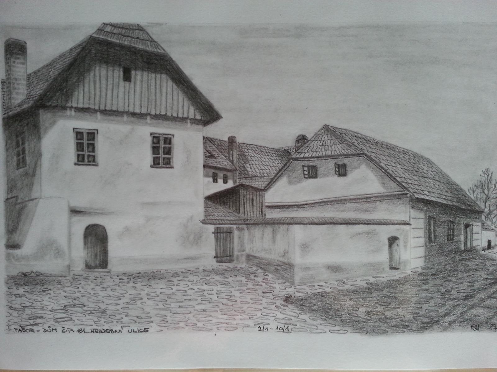 Kresba Dle Fotografie Zbozi Prodejce Jirkanav Fler Cz