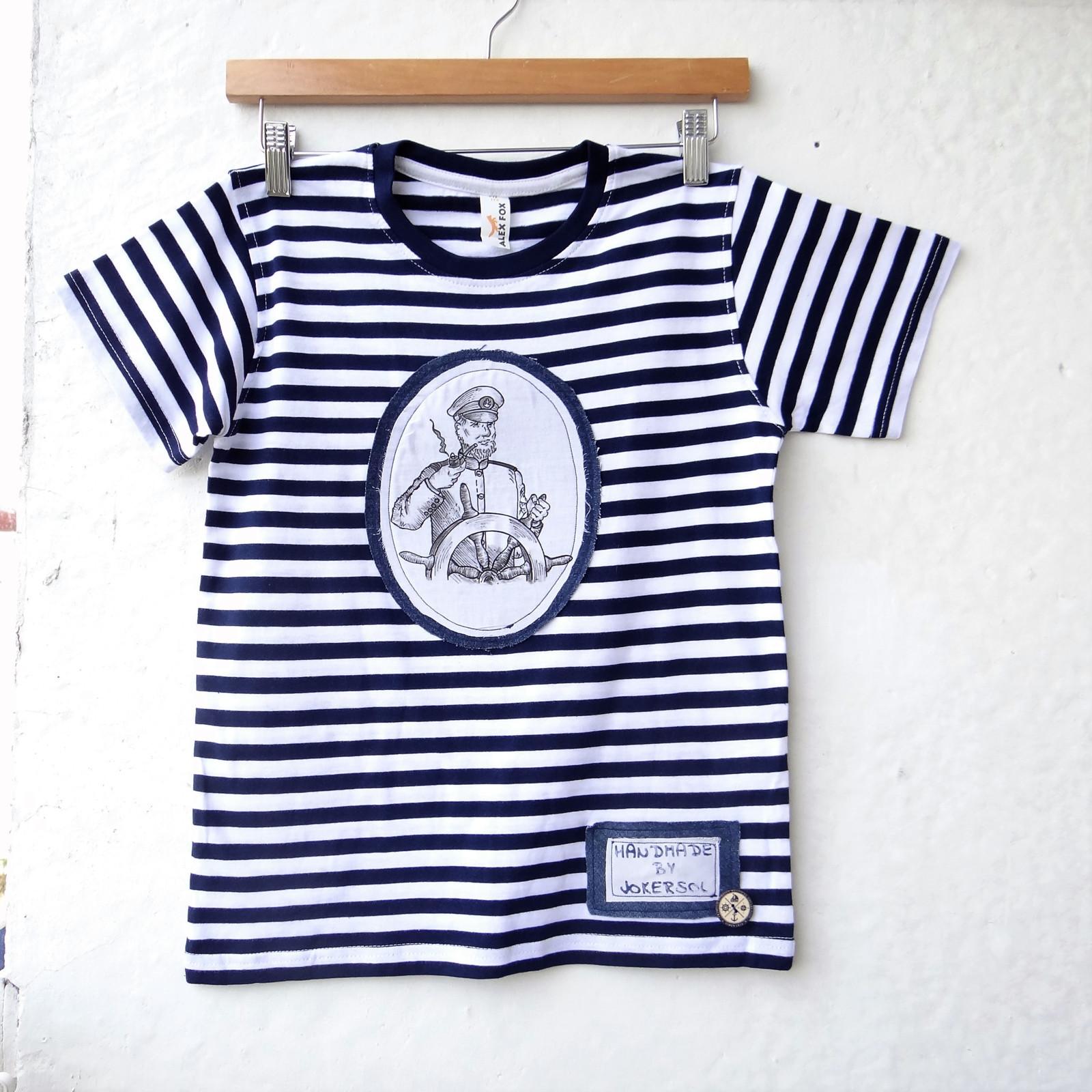19f6334bad0d Kapitánské tričko všechny dětské velikosti   Zboží prodejce jokersol ...