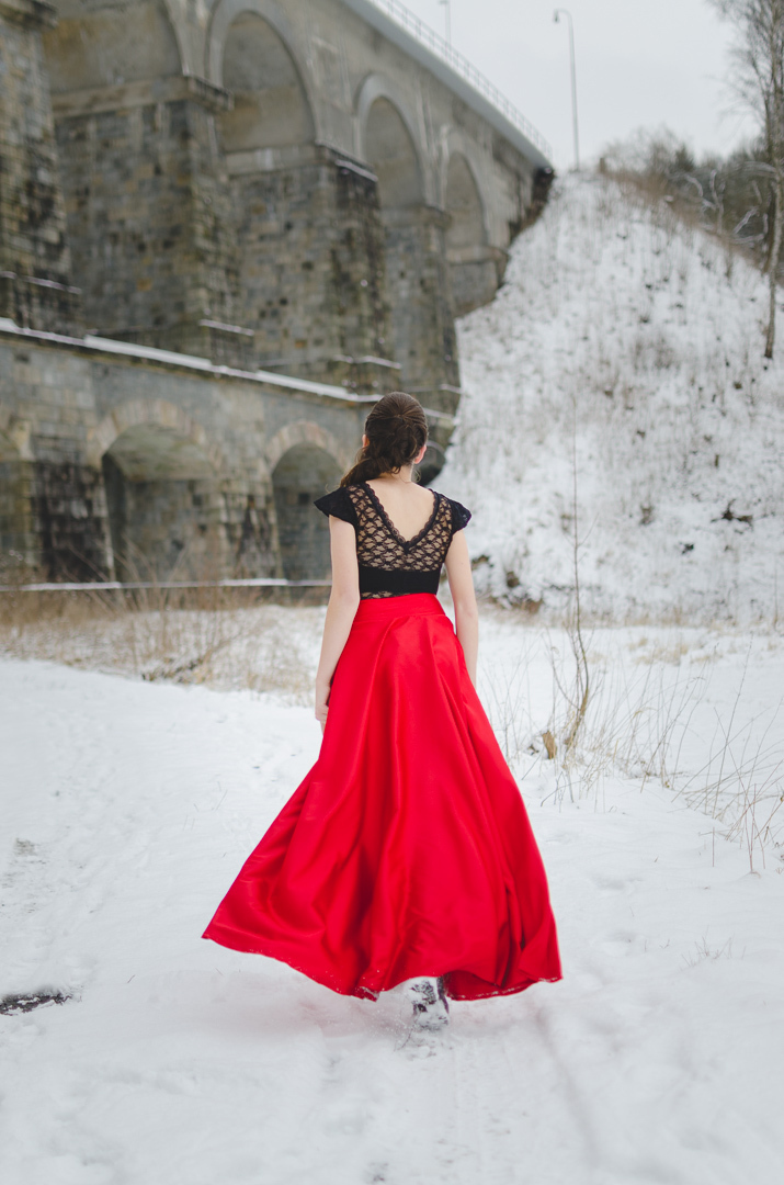 865dae6874a7 Plesová sukně - na míru na přání   Zboží prodejce Dmaniia