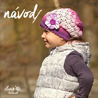 081a692cd3d NÁVOD č.98...dívčí homeleska · Lucie handmade · O+. 1.91 €. Pletený kulich  Mandala - návod 187 · nellagold