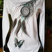 fe1e40c0ca8 Malované tričko