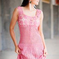 01a278b7d49c Háčkované šaty Sweet Alabama 36 38 - na objednávku · fashionmartina