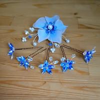 modrý květ a 5 vlásenek · PresentsRadka 1d1e8b05cc