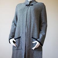 Vlněný Svetrový kabát - nadčasová klasika 9bcba8f801