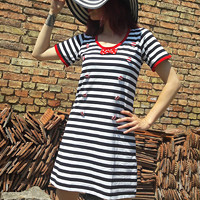 dětské letní kraťasy. 12.11 €. letní dámské pruhované šaty s. 9f91f71e95
