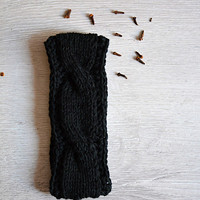 5b2c939bdde pletené čelenky   Zboží prodejce Švambi74