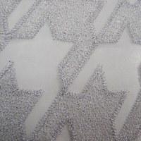 45152d7f92cb hedvábný šifon stříbrná výšivka · Solidus Brno