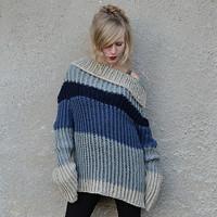f0d14dcf0d35 striped turtleneck - svetr s rolákem