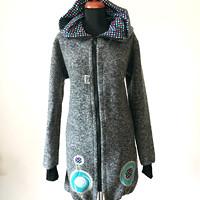 Kabátek - vlna - všechny velikosti 2cc3885e3d