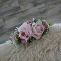 fe72542a501 Hledání zboží  květinová čelenka   Zboží