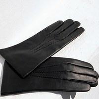 Pánské kožené rukavice s hedvábnou podšívkou 8e9413f29a