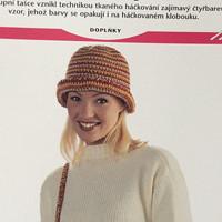 Hledání zboží  háčkovaný klobouček   Zboží  1b5a85f093