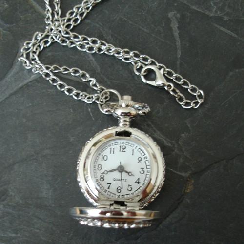 Malé kapesní hodinky