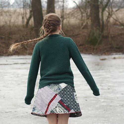 čarodějná ... áčková sukně vel. XS/S