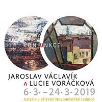 Konjunkce - výstava Praha