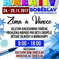Kreativ Soběslav - Zima & Vánoce