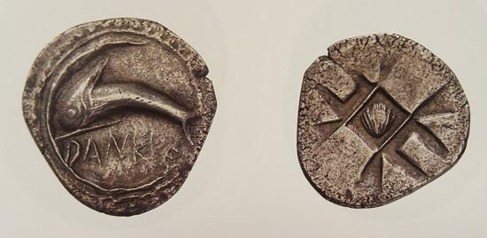 drachma zankle