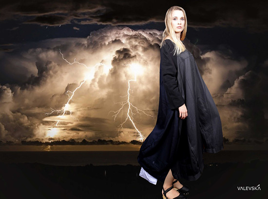 valevska fashion móda czech original upcycled