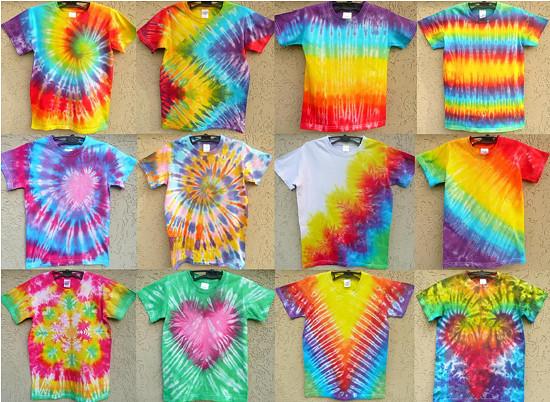 1a366cf92284 V naší nabídce najdete originální batikovaná trička pro dospělé i děti