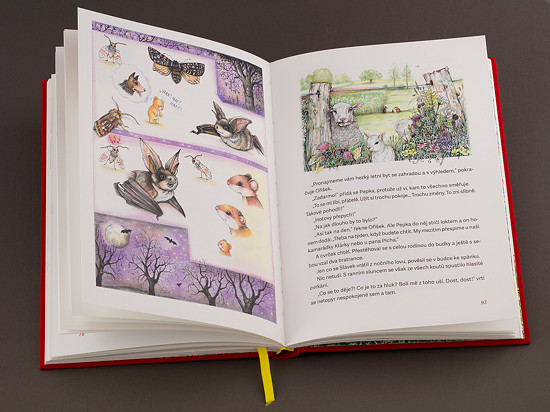 """Ukázka z knihy """"Příběhy ze staré zahrady"""""""