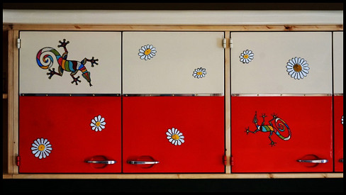 hippie steampunk design furniture kitchen papon