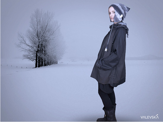 valevska fashion lenka coat