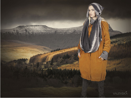 valevska fashion móda  hory
