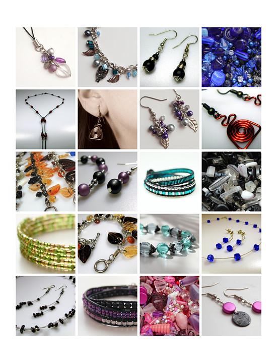 Vyroba šperků