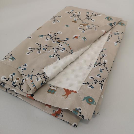 neutrální deka pro miminko