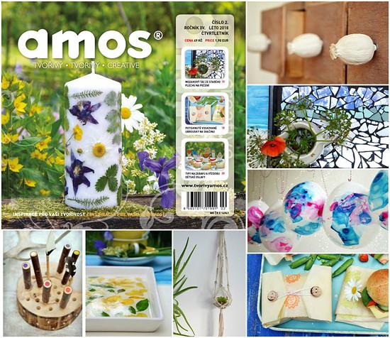 časopis Amos 02/2018