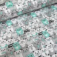 kočky mentolové