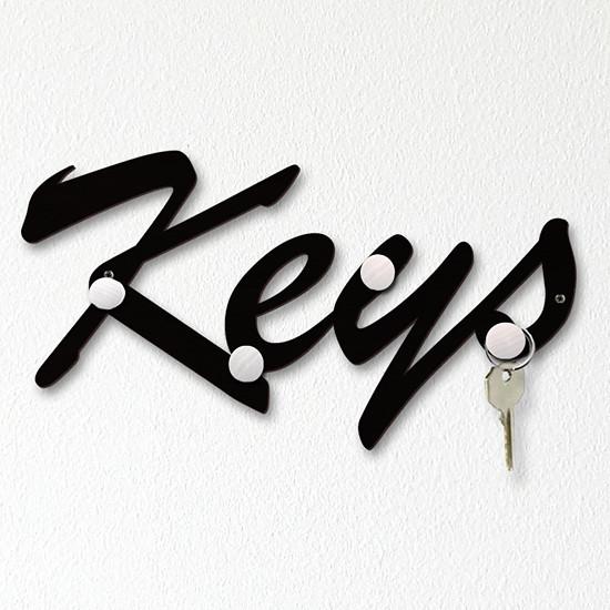 věšák na klíče KEYS