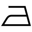 Symbol žehlení