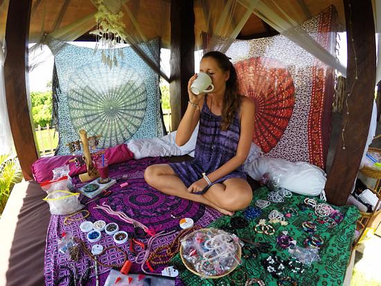 náramky z Bali