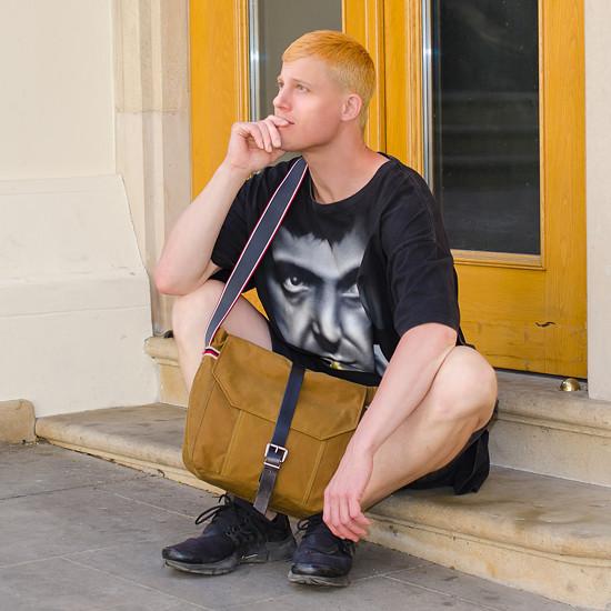 pánská taška BASIC