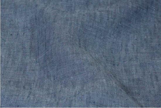 len modrý melange