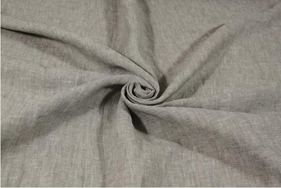len šedý melange