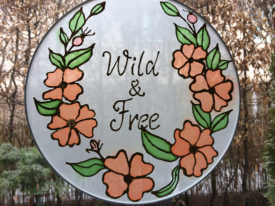 "Mandala ""Wild&Free"""