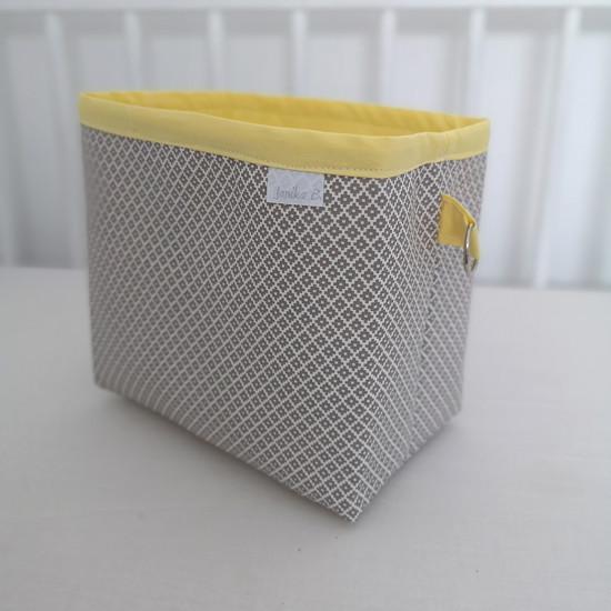 textilní košíček