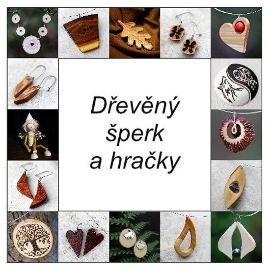 tree - dřevěný šperk a hračky